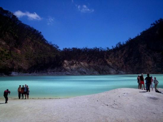 Lokasi Kawah Putih Bandung
