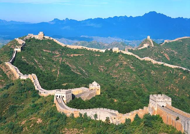 Objek Wisata di China