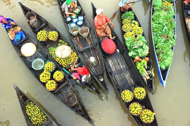 Objek Wisata di Kalimantan Selatan