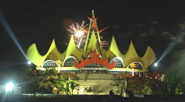 Objek Wisata di Lampung