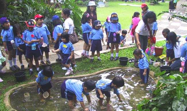 Wisata Pendidikan di Bandung
