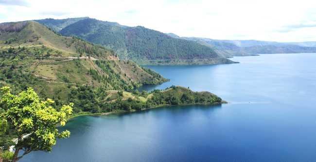 Gambar Danau Toba Terbaru