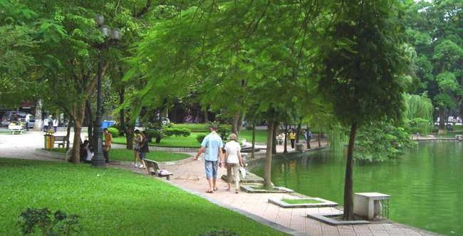 Objek Wisata Vietnam Hanoi