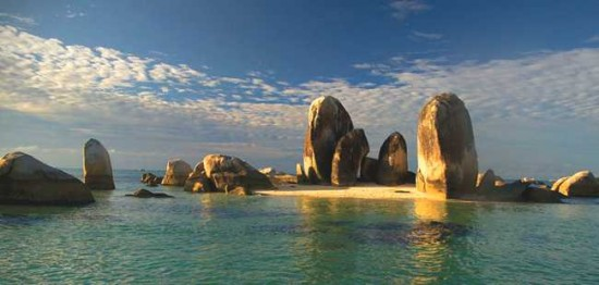 Tempat Wisata Bangka Belitung