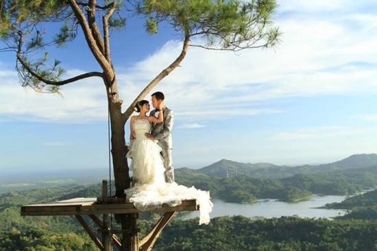 Foto Prewedding Di Desa Wisata Kalibiru Jogja