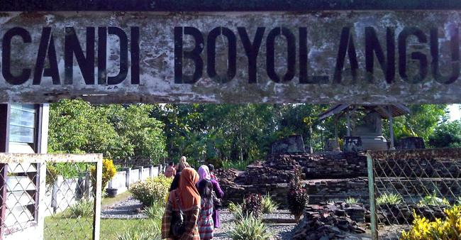 Tempat Wisata Budaya Candi Boyolangu Tulungangung Jatim