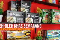 Oleh-oleh Asli Dari Semarang