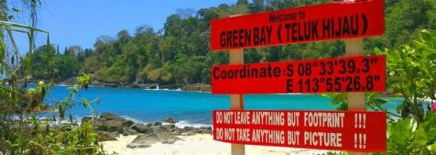 Green Bay Teluk Hijau Banyuwangi