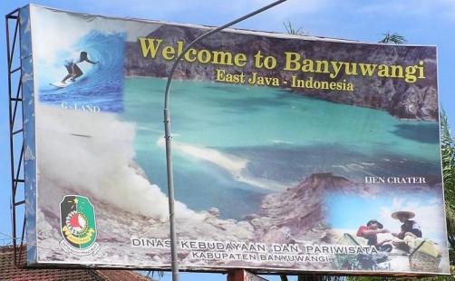 Objek Wisata Banyuwangi Jatim