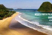 Tempat Wisata Pantai Pulau Merah