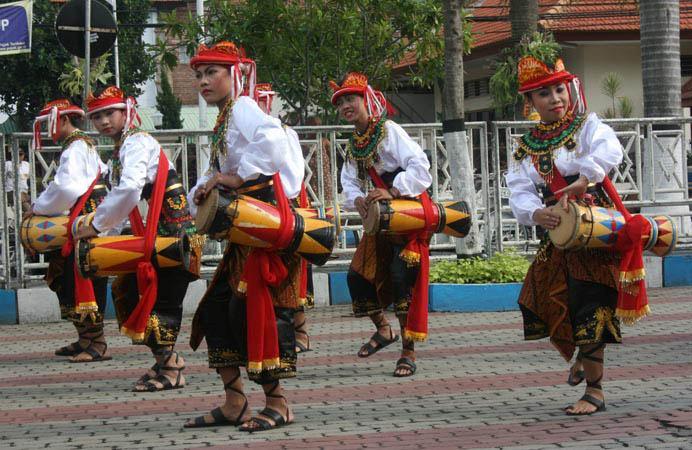 Reog Kendang Tulungagung Jawa Timur