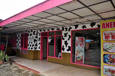 Wisata Kuliner Susu di Bandung