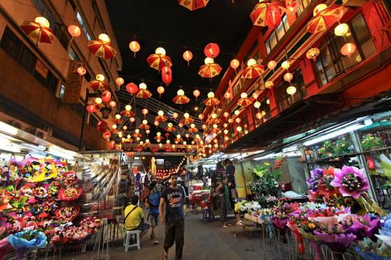 Tempat Wisata Chinatown Kuala Lumpur