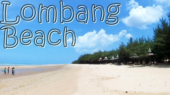 Objek Wisata Pantai Lombang Madura Jawa Timur
