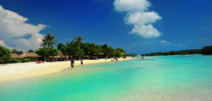 Keunikan Pulau Pari Kepulauan Seribu