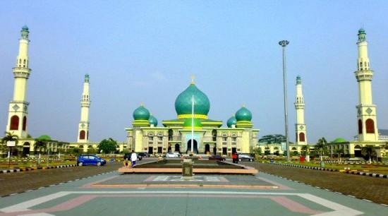Masjid Raya Pekanbaru Riau