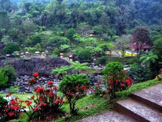 Wisata Baturaden Purwokerto Jawa Tengah