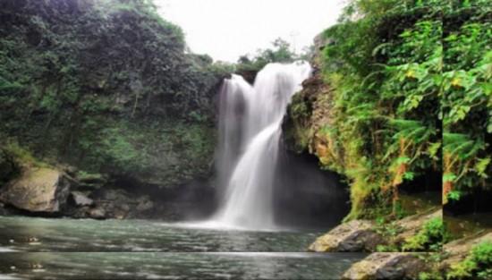 Foto Air Terjun Kedung Kayang Magelang