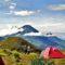 Keindahan Gunung Prau Dieng Wonosobo