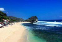 Objek Wisata Pantai Indrayanti Gunung Kidul Jogja