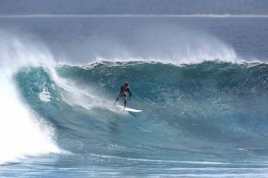 Destinasi Favorit Pantai Tanjung Setia Lampung Barat