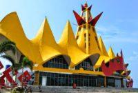 Objek Wisata Menara Siger Lampung Selatan