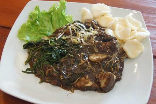 Makanan Asli Dari Jawa Timur Rujak Cingur Surabaya