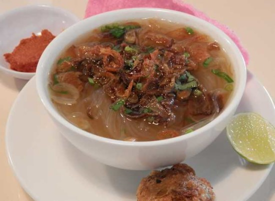 Soto Padang Kuliner Asli Dari Sumatera Barat