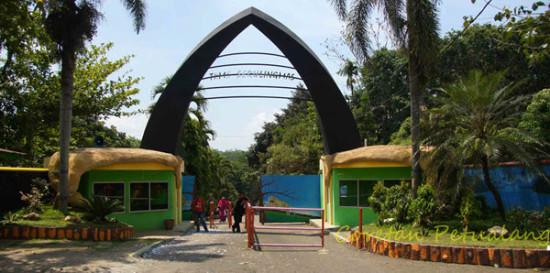 Taman Rekreasi Dan Margasatwa Serulingmas Banjarnegara