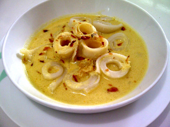 Burgo Kuliner Khas Palembang Sumsel