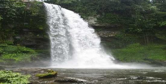 Cara Menuju Air Terjun Sigerincing Jambi