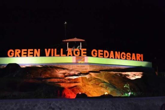 Harga Tiket Masuk Green Village Gedangsari Yogyakarta