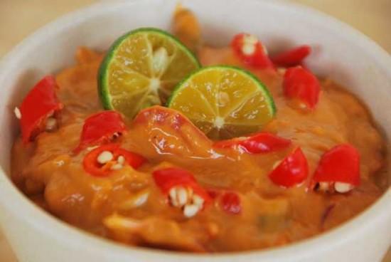 Tempoyak Makanan Khas Palembang Sumatera Selatan