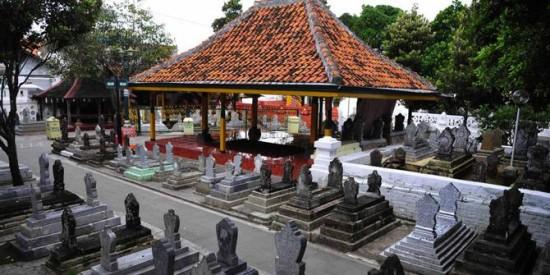 Lokasi Makam Sunan Gunung Jati Di Cirebon