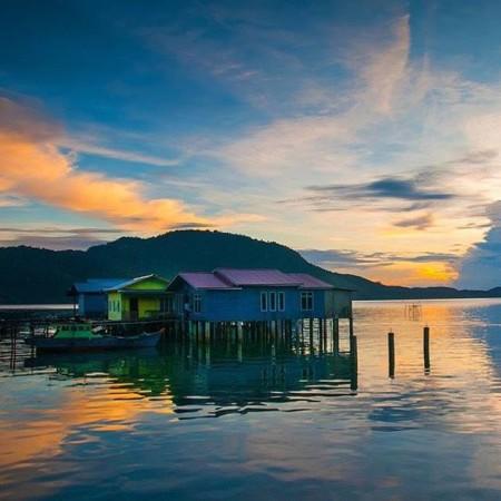 Desa Antang Pulau Siantan Anambas Tempat Yang Indah Di Kepulauan Riau