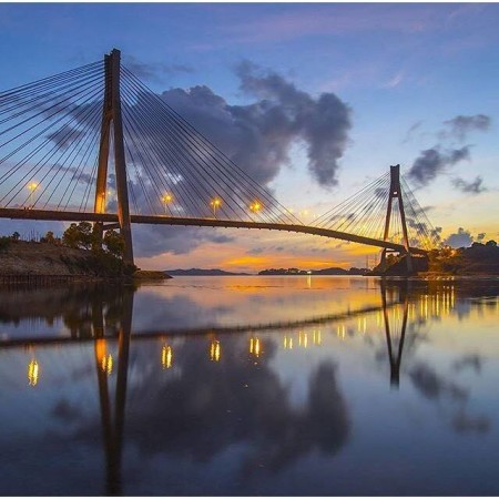 Jembatan Barelang Tempat Yang Indah Di Kepulauan Riau