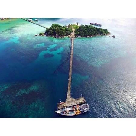 Pulau Berhale Letung Anambas Tempat Yang Indah Di Kepulauan Riau