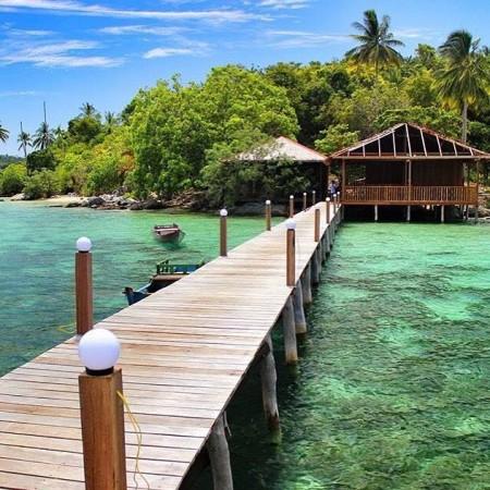 Pulau Piugus Anambas Tempat Yang Indah Di Kepulauan Riau