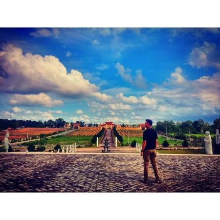 Vihara Maitri Graha Tanjung Pinang Tempat Yang Indah Di Kepulauan Riau