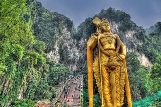 Tempat Wisata Batu Caves Malaysia