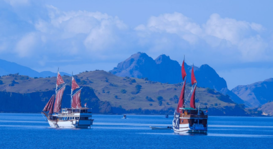 Wonderful Komodo National Park